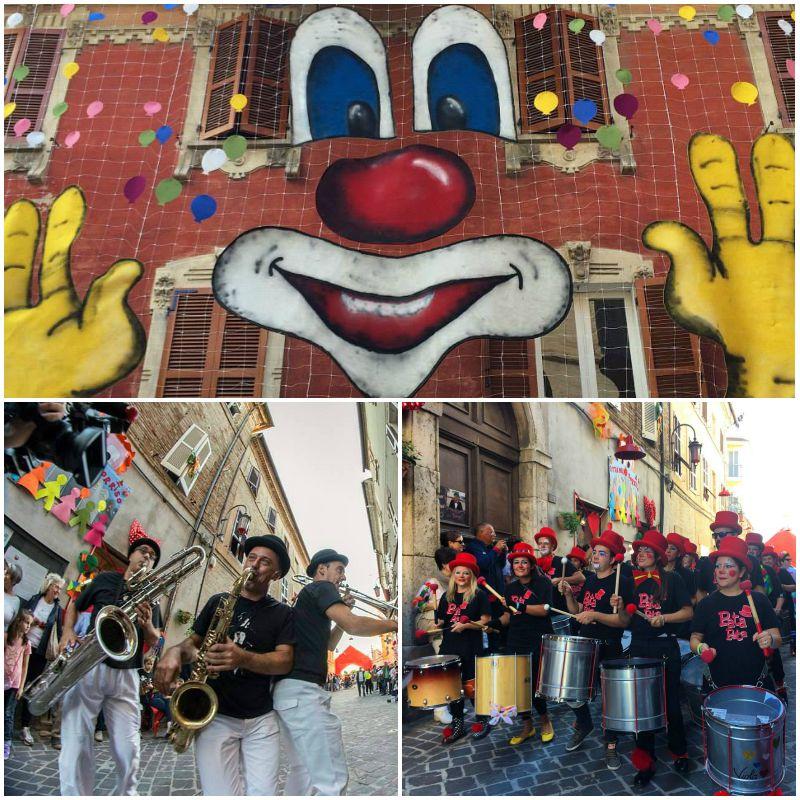 Clown&Clown Festival a Monte San Giusto (MC)