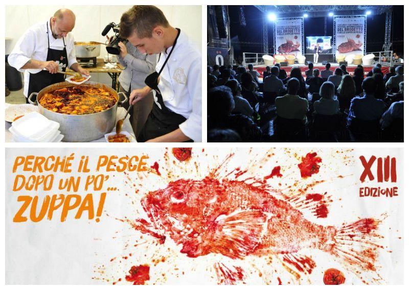 Festival del Brodetto e delle Zuppe di Pesce a Fano (PU)