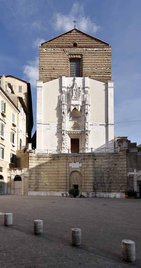 La Chiesa di San Francesco alle Scale, Ancona