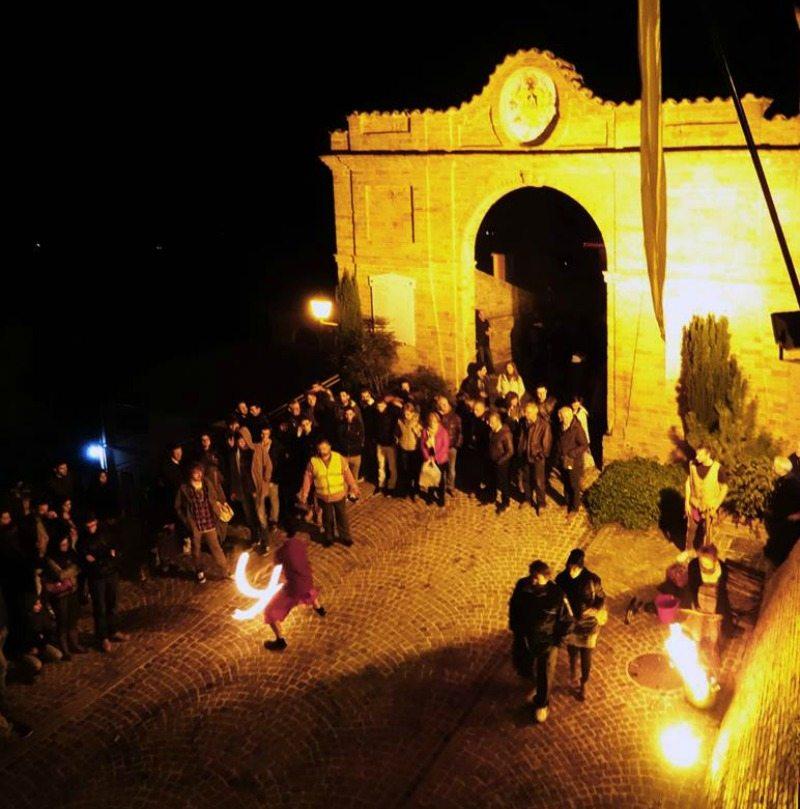 La Festa d'Autunno a Piticchio di Arcevia
