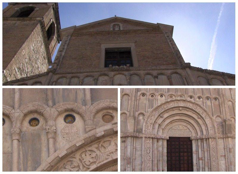 La chiesa di Santa Maria Piazza, Ancona