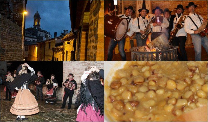 La festa della Cicerchia a Serra De' Conti