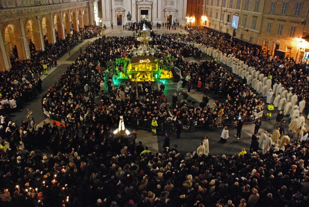Processione della Festa della Venuta a Loreto