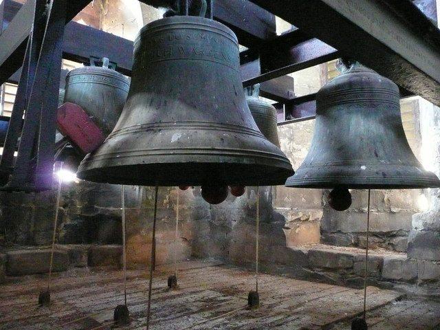Le campane della Chiesa di san Nicolò di Carpegna - Foto di www.scoprirecarpegna.com