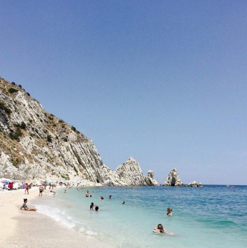 Spiaggia delle due Sorelle - @aivenn