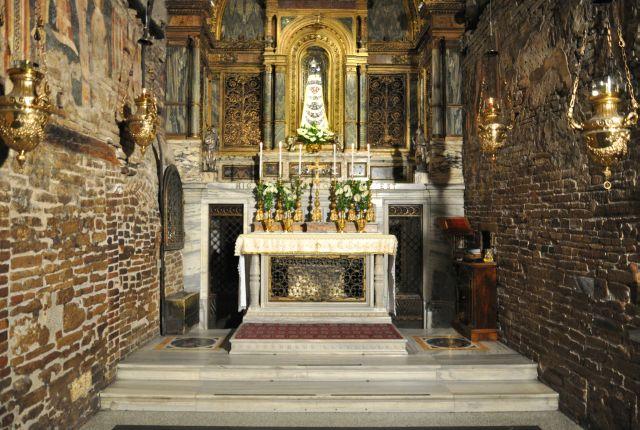 Santa Casa di Loreto - Foto www.santuarioloreto.it