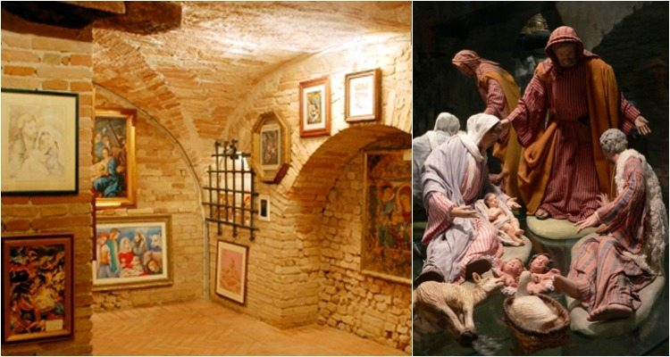 museo internazionale del presepe morrovalle