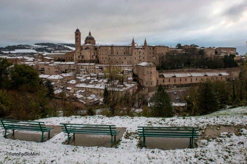 Urbino - Foto di Paolo Mini