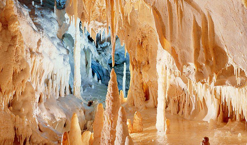 La meraviglia delle Grotte di Frasassi