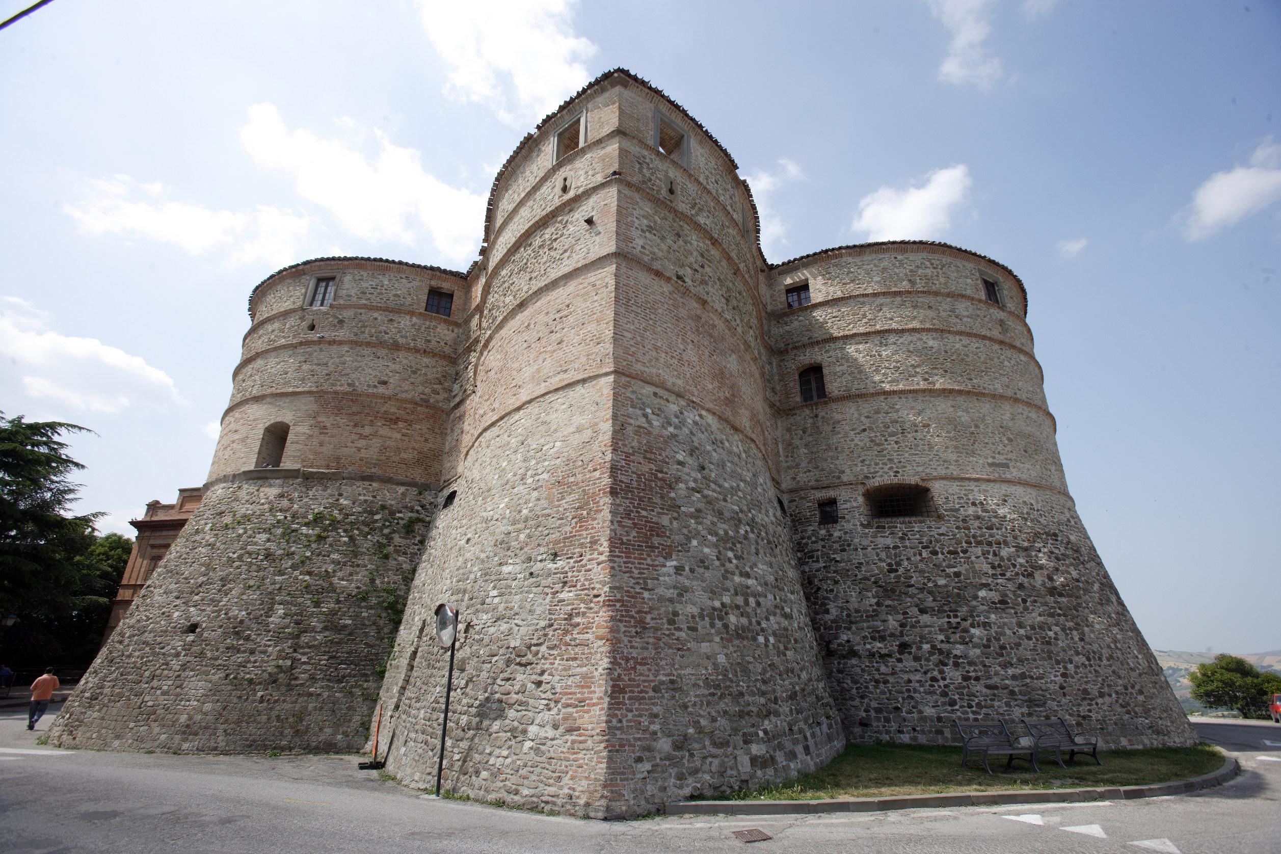 La Rocca di Sassocorvaro (PU)