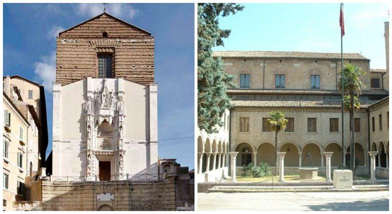 Chiesa di San Francesco alle Scale e Convento di San Francesco ad Alto, Ancona