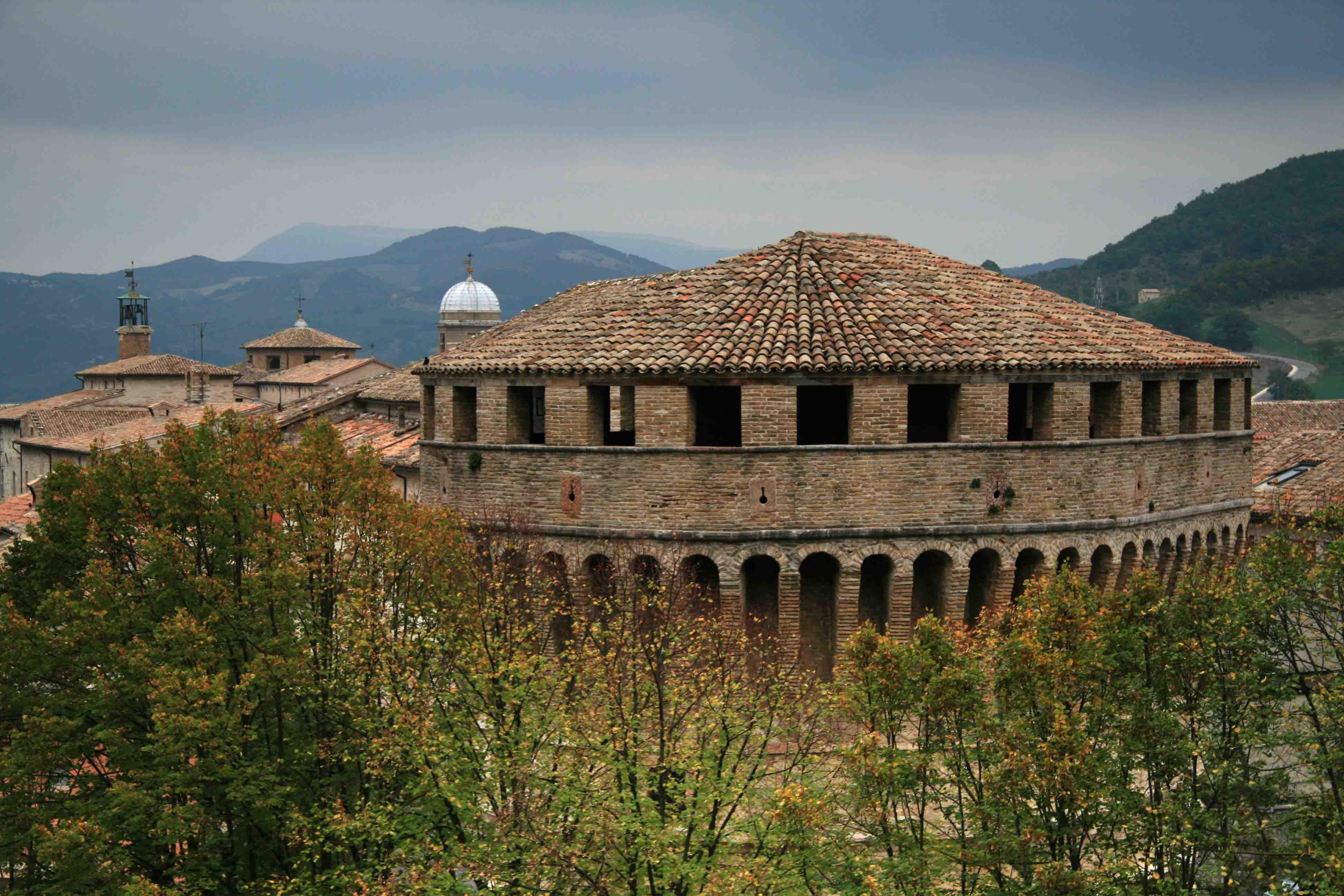La Rocca di Cagli (PU)