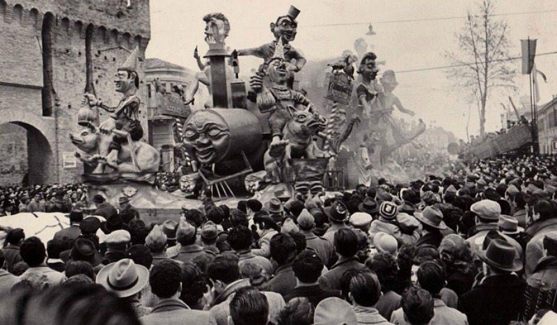 Carnevale di Fano del 1952
