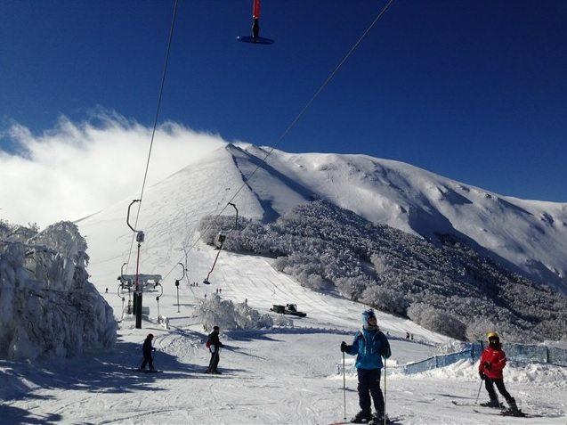 Frontone, Monte Catria