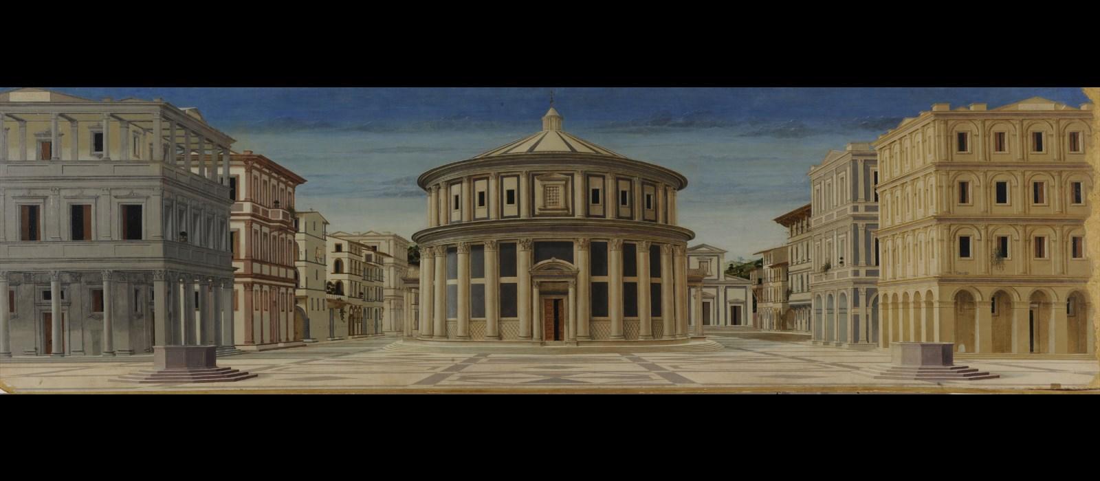 La città ideale - Galleria Nazione delle Marche
