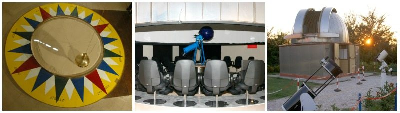 Il Museo del Balì dedicato alla scienza, Saltara (PU)