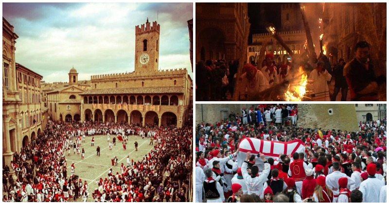 Il Carnevale storico di Offida
