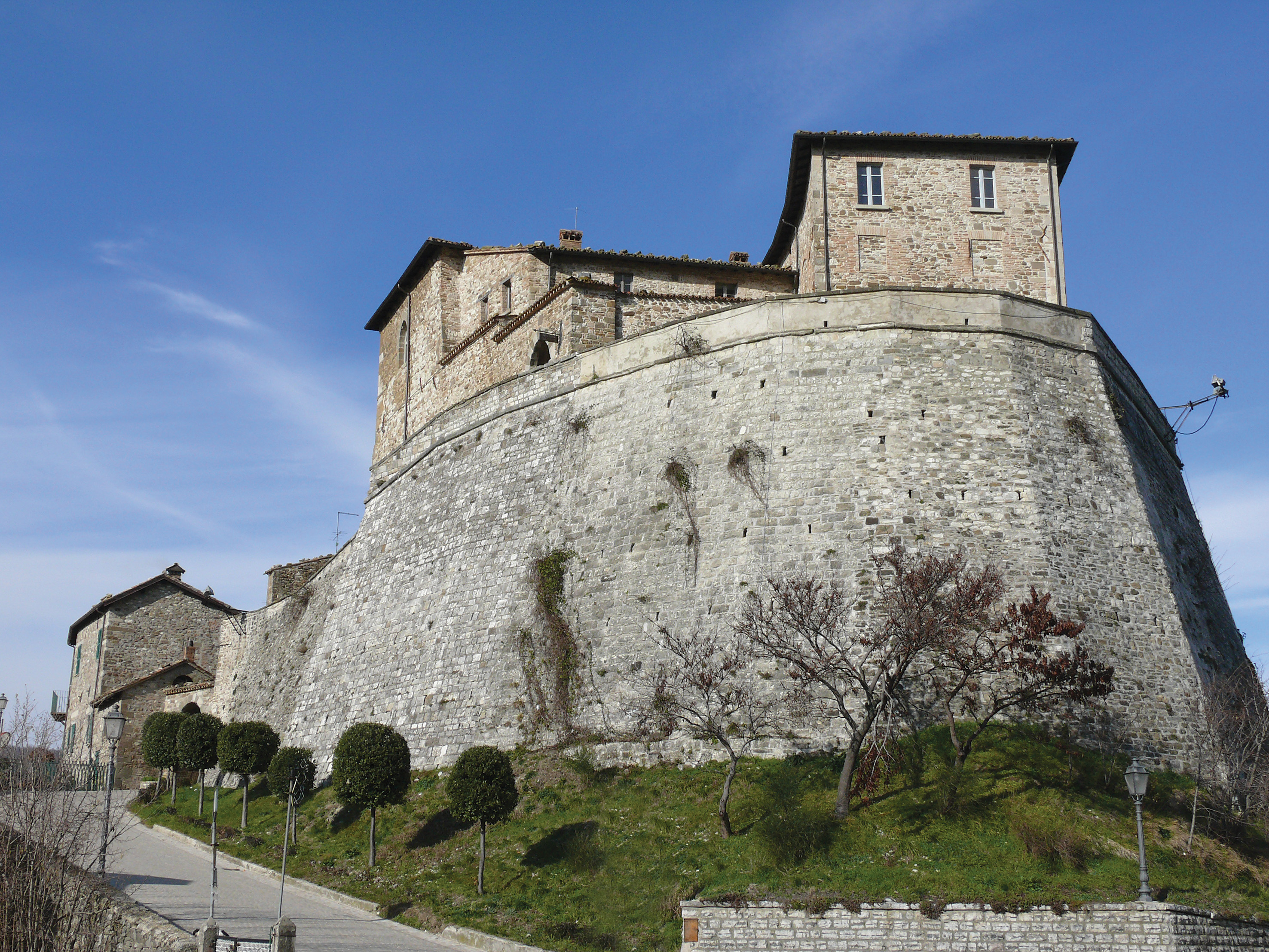 La Rocca di Montecerignone