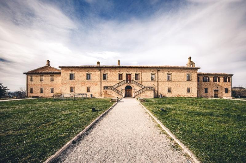 Villa settecentesca Sede del Museo del Balì a Saltara