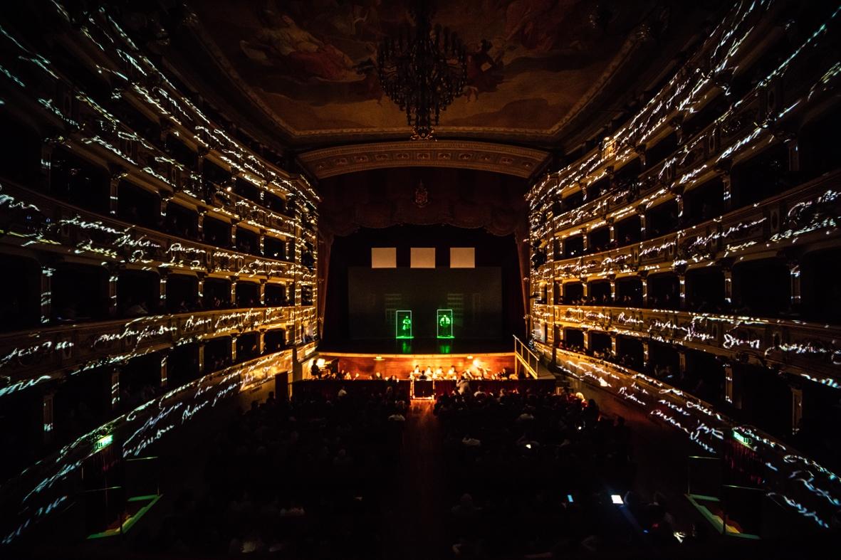 Il Teatro dell'Aquila di Fermo
