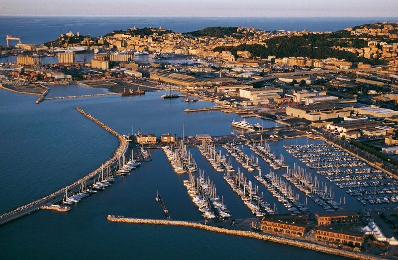 Il porto di Ancona © Paolo Zitti