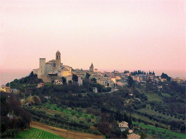 Una veduta di Campofilone © Pro Loco di Campofilone