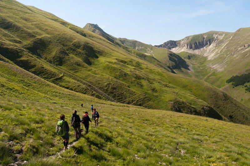 Alta via delle Marche - Foto www.coninfacciaunpodisole.it