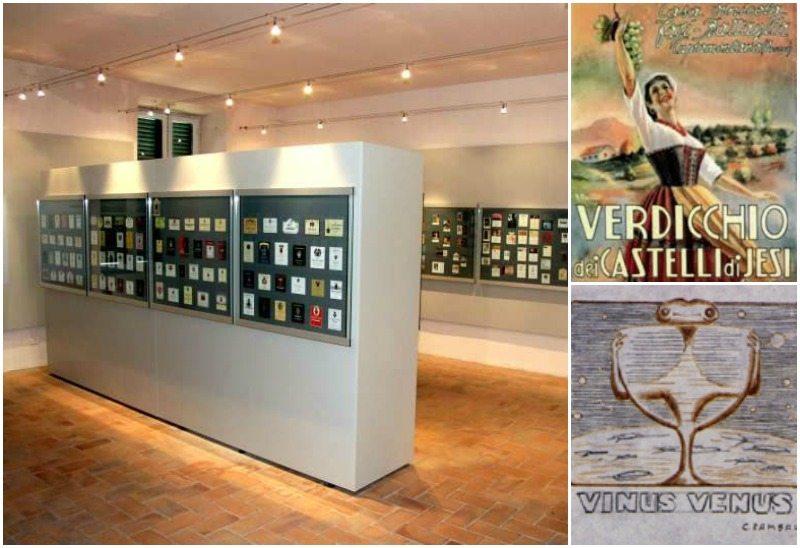 Museo Internazionale dell'etichetta del Vino, Cupramontana