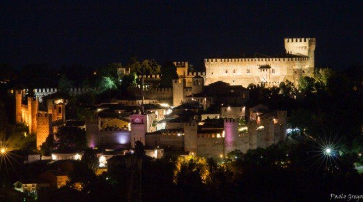 Il Castello di Gradara Foto © Paolo Gregori