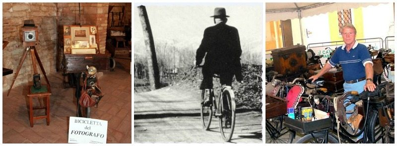 Il Museo dei mestieri della bicicletta, Fabriano © Museo dei Mestieri in Bicicletta / Uisp