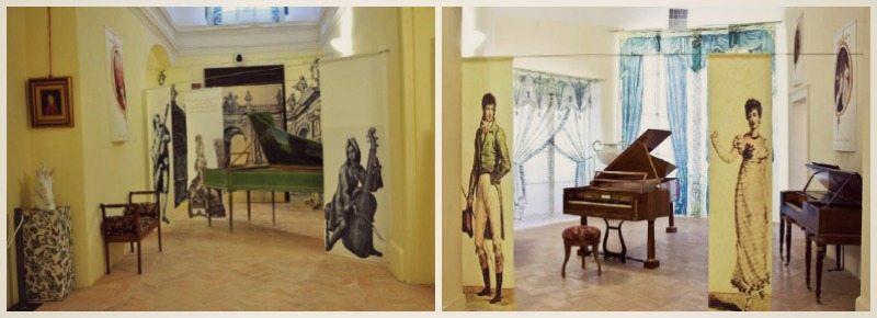 Museo del Pianoforte Storico e del Suono, Fabriano © Fabriano Turismo