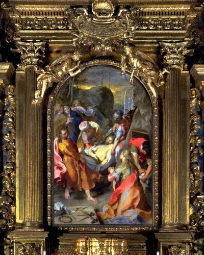 santa croce sepoltura di cristo senigallia