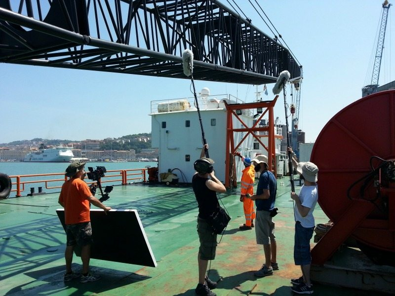 Porto di Ancona. Foto Multivideo