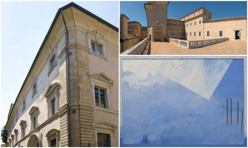 """Palazzo Buonaccorsi di Macerata / L'opera di Rita Vitali Rosati """""""