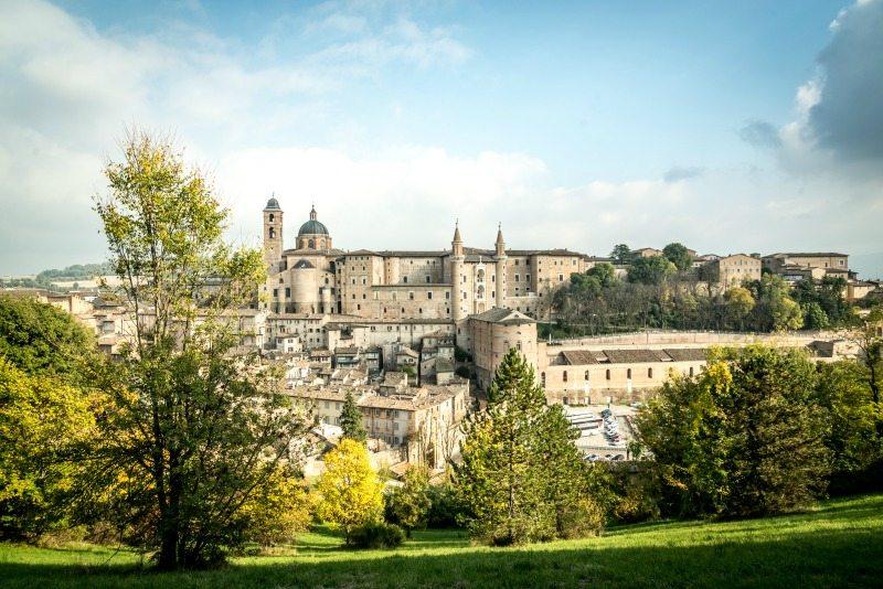 Urbino. Foto di Roberto Mezzano