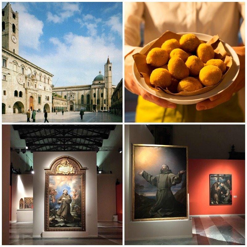 Ascoli Piceno, olive ascolane © Maurizio Paradisi, mostra alla Pinacoteca Civica
