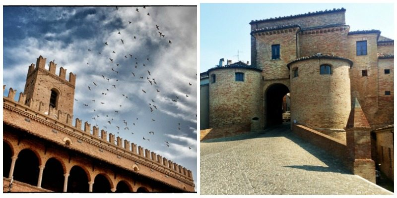 Offida © Ignacio Maria Rocca, Mombaroccio © Marche Tourism