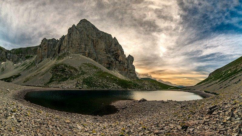 Lago di Pilato, Monti Sibillini © Foto Finasteride