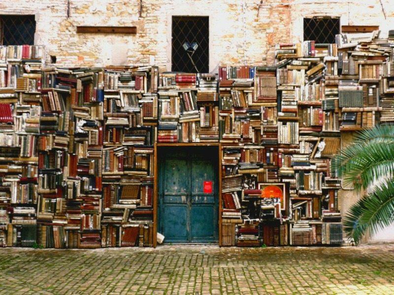 biblioteca all'aria aperta pesaro