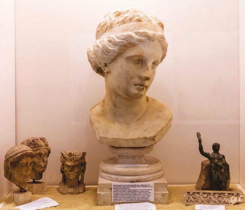 Museo Archeologico di Ripatransone © Foto Turismo Marche