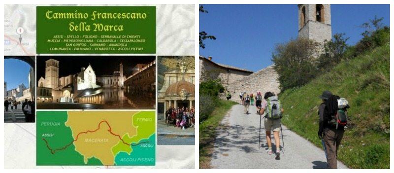 Cammino Francescano della Marca   © Turismo lento