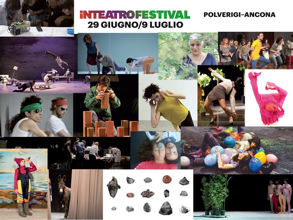 InTeatro, locandina degli eventi 2016