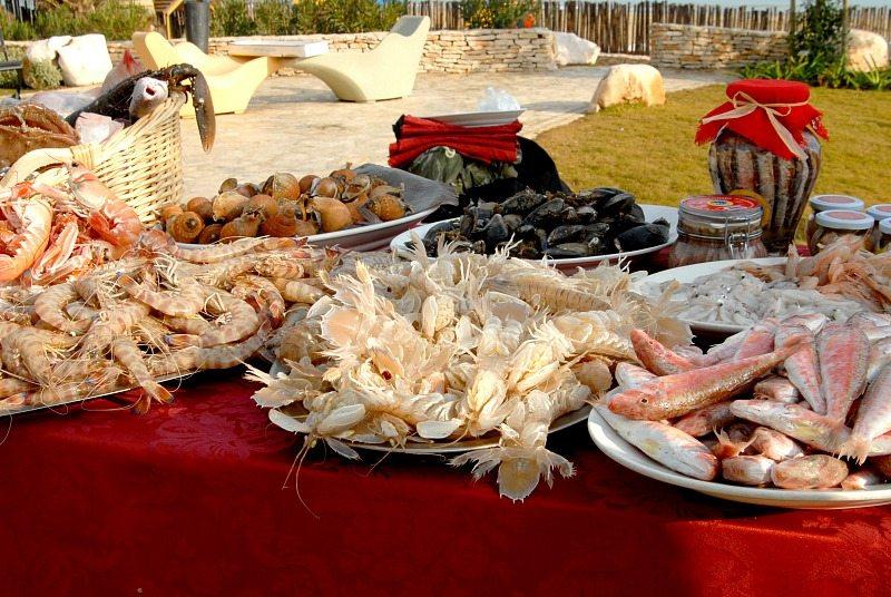 Pesce fresco per brodetto alla sambenedettese © Comune di San Benedetto del Tronto