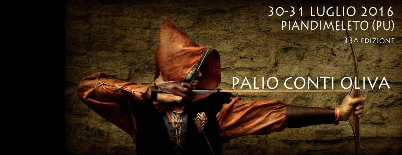Palio Conti Oliva, Piandimeleto (PU)
