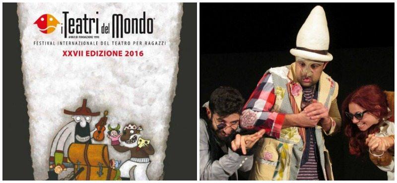 Teatri del Mondo Festival Internazionale del Teatro per Ragazzi a Porto Sant'Elpidio