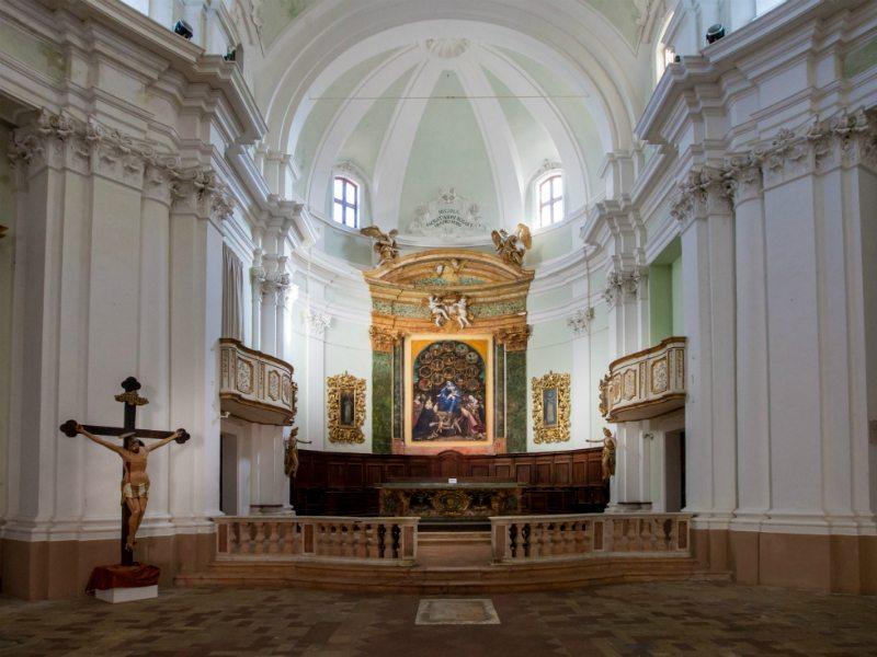Cingoli-Lorenzo-Lotto-Madonna-del-Rosario-maurizio paradisi