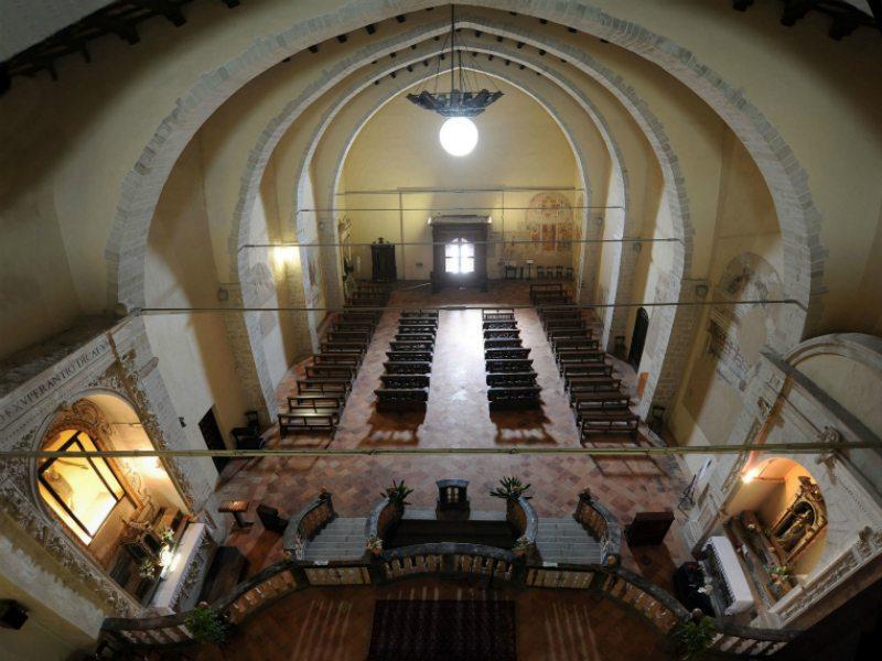 chiesa di sant'esuperanzio cingoli