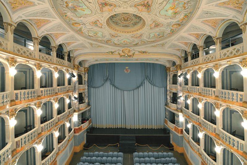 Teatro Lauro Rossi di Macerata