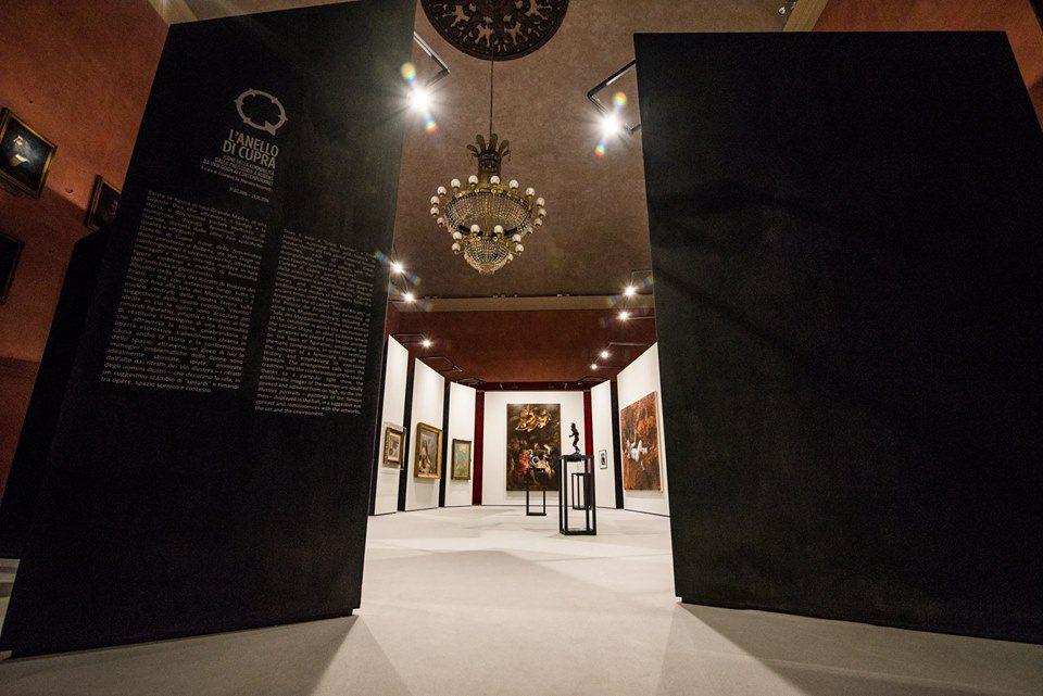 L'anello di Cupra, mostra al Palazzo dei priori di Fermo