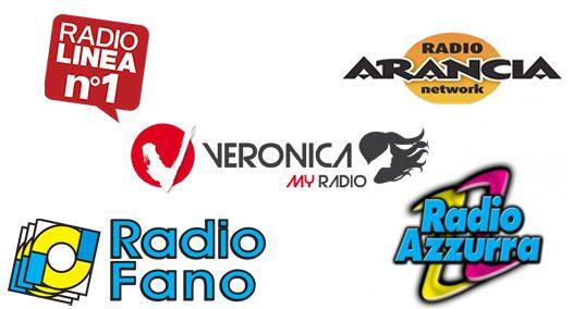 """Le cinque radio che partecipano a """"La Notte dei Desideri"""""""